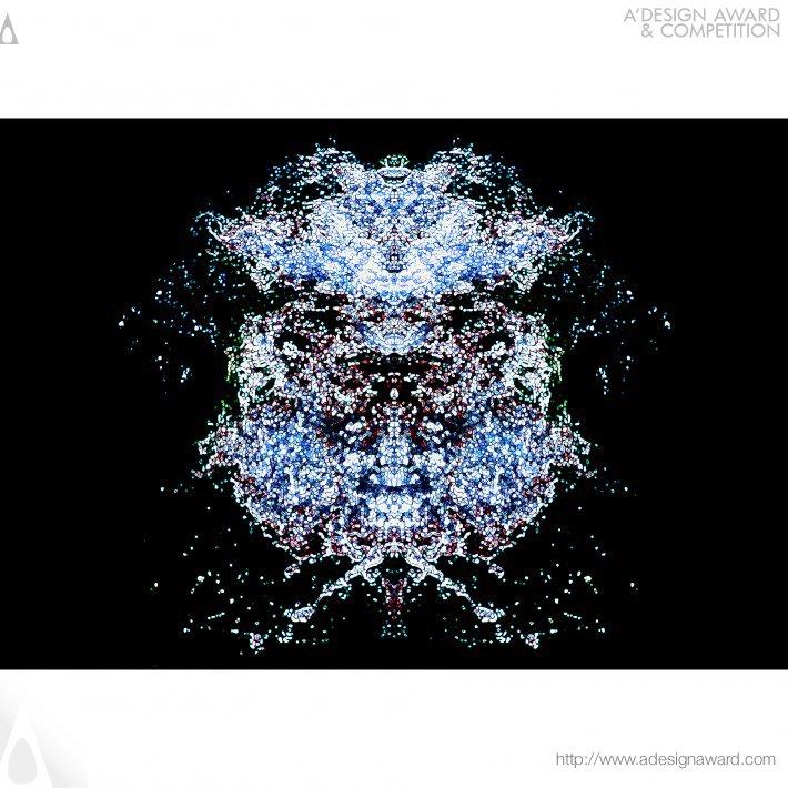 Waves Entropy (Digital Art Design)
