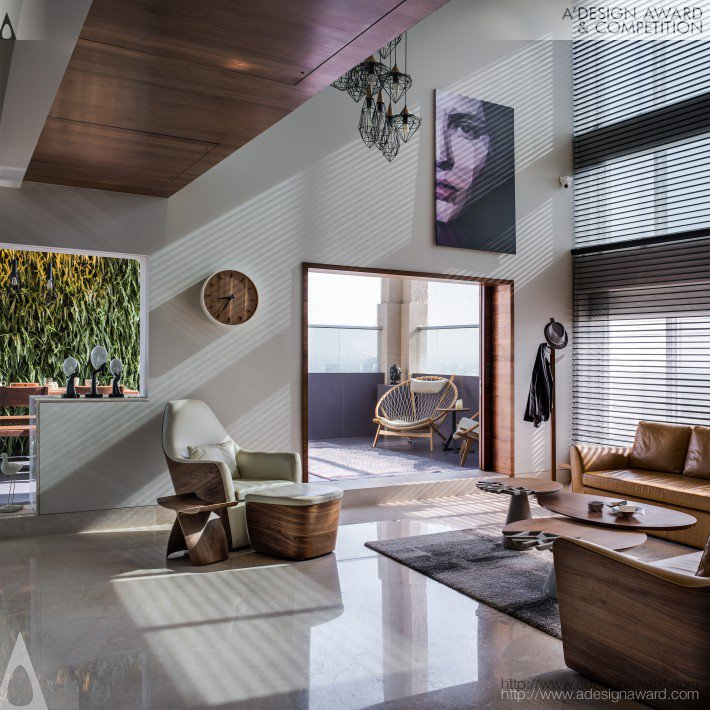 Good Shadow House Residential Interior Design By Sanjay Newaskar Home Design Ideas