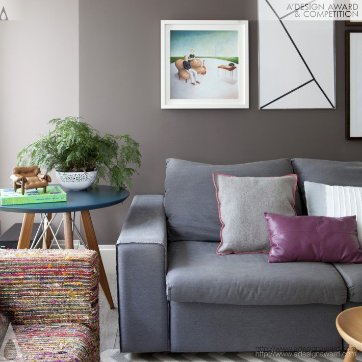 Colorfull Home (Interior Design Design)