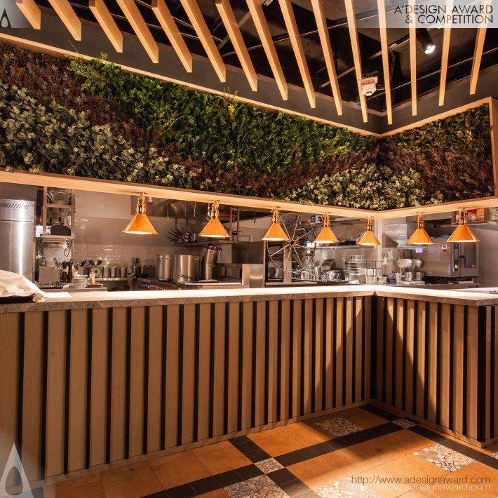 Ciak Alldayitalian (Restaurant Design)
