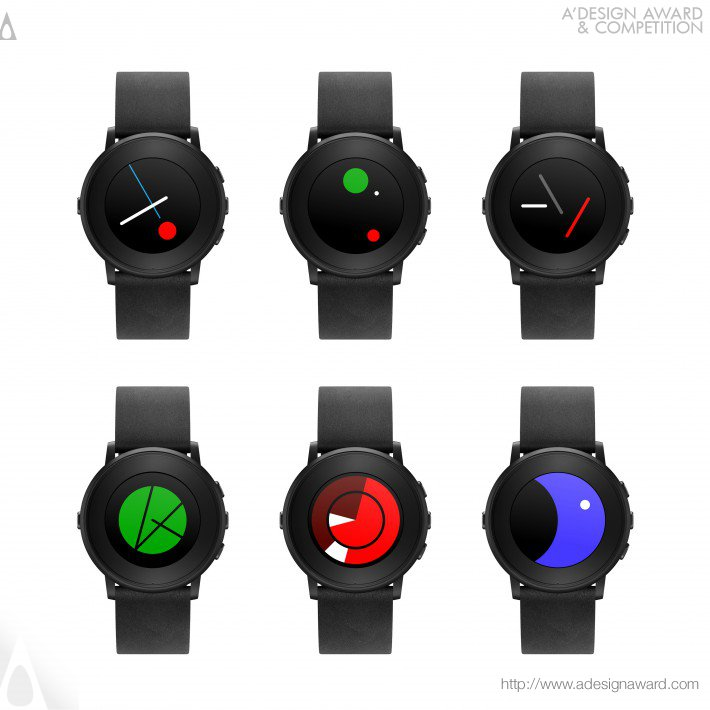Ttmm (Watchfaces Apps Design)