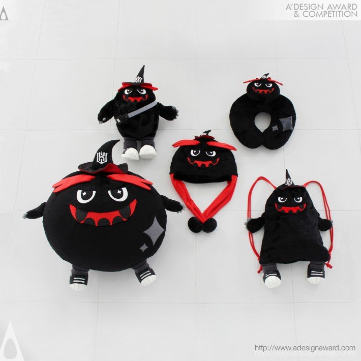 kt Corporation - Vic & Ddory (mascot) Sports Brand Mascot Toy Collection