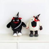 Vic & Ddory (mascot)