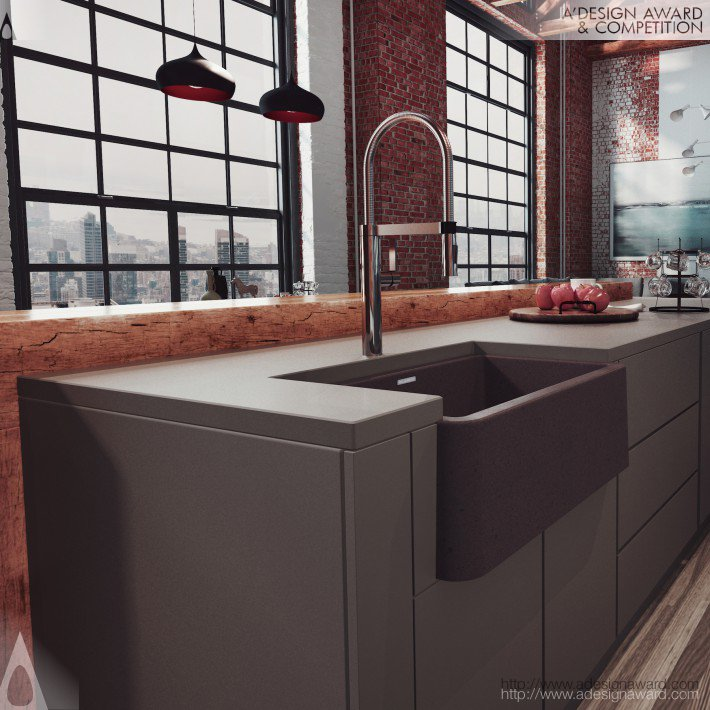 Blanco Ikon (Kitchen Sink Design)