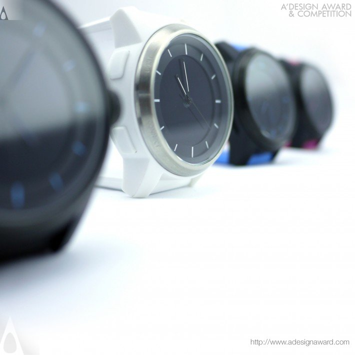 Cookoo (Connected Watch Design)