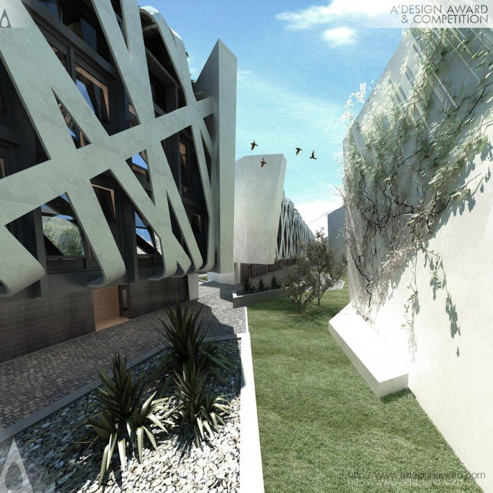The Lost Wall (Historic Preservation Design)