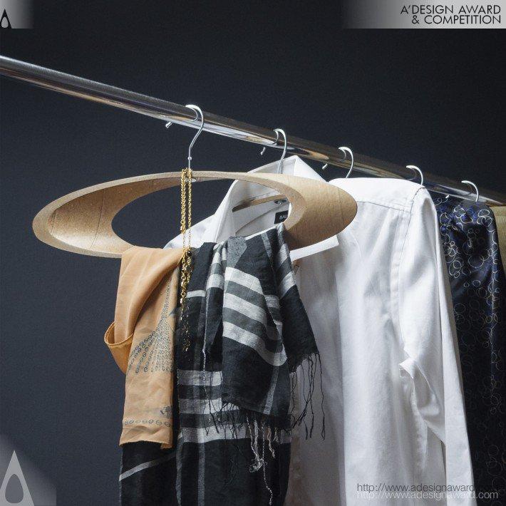 Trempel (Cloth Hanger Design)