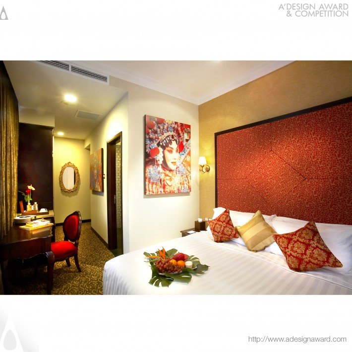 Hotel Nostalgia (Hotel Design)