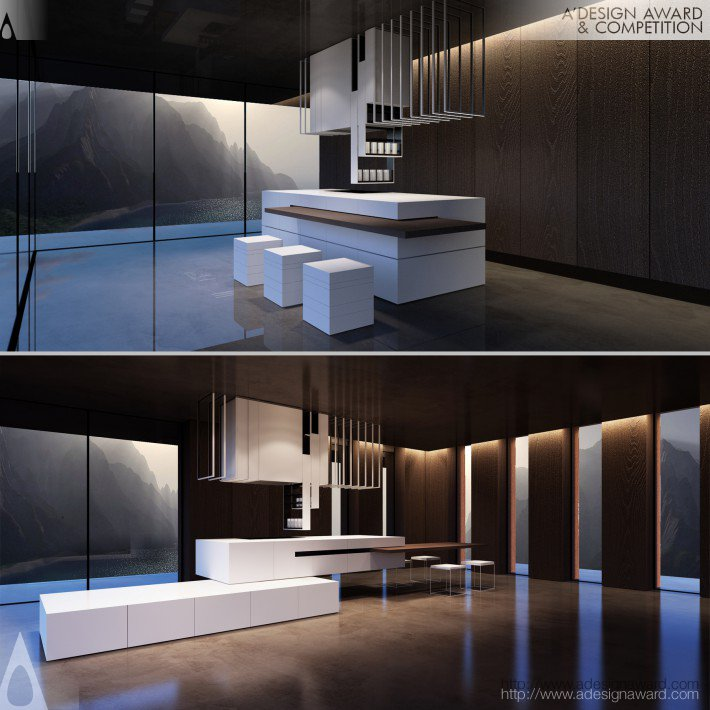 The Cut (Kitchen Design)