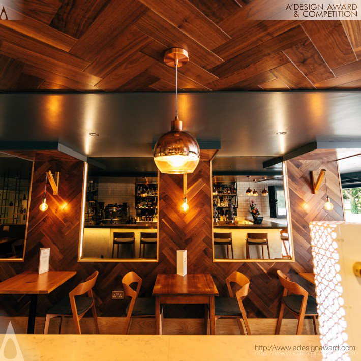 Andalucia (Restaurant and Bar Design)