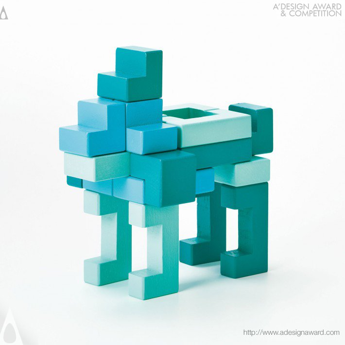 Kuum (Toy Blocks Design)
