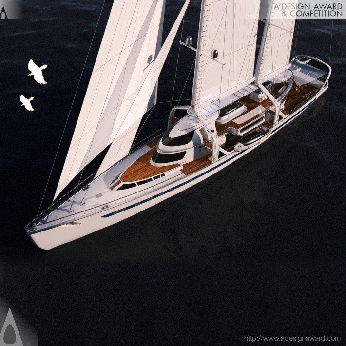 Snow (Sailing Yacht Design)