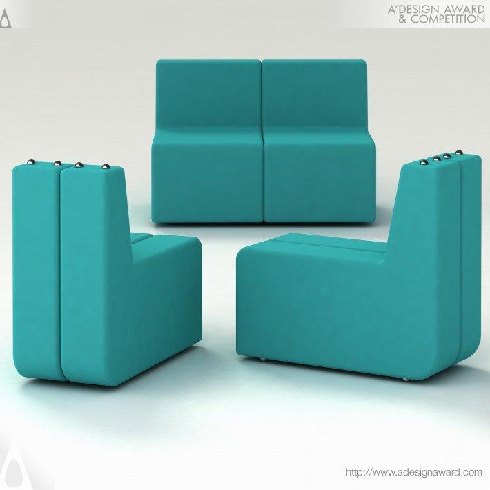 Mäss (Transformable Sofa Design)