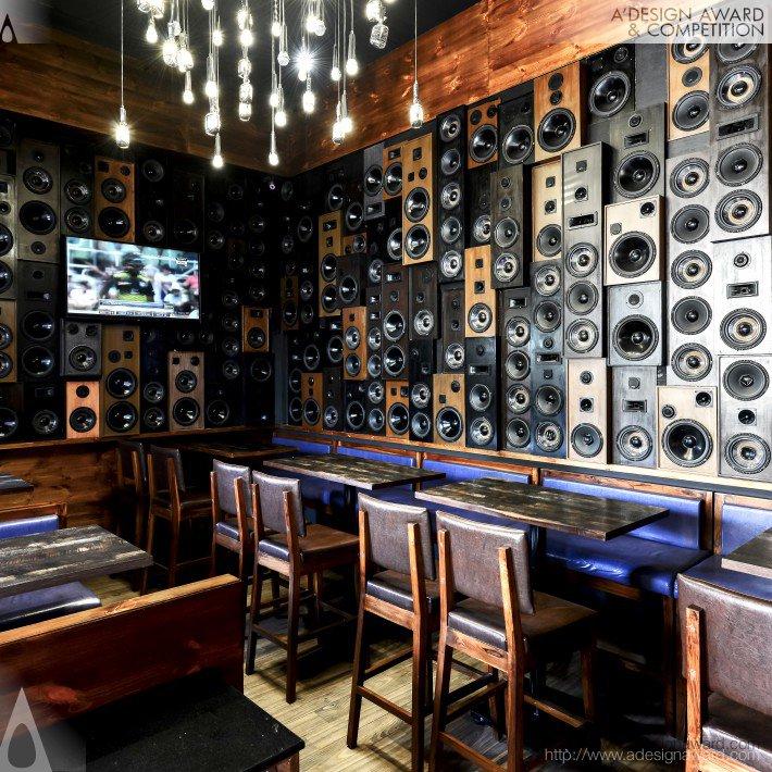 Effingut (Restaurant and Bar Design)