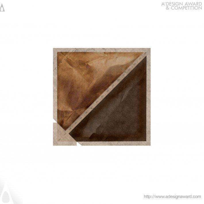 Tangram (Sugar Package Design)