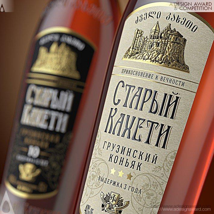 Stariy Kaheti (Georgian Brandy Series Design)