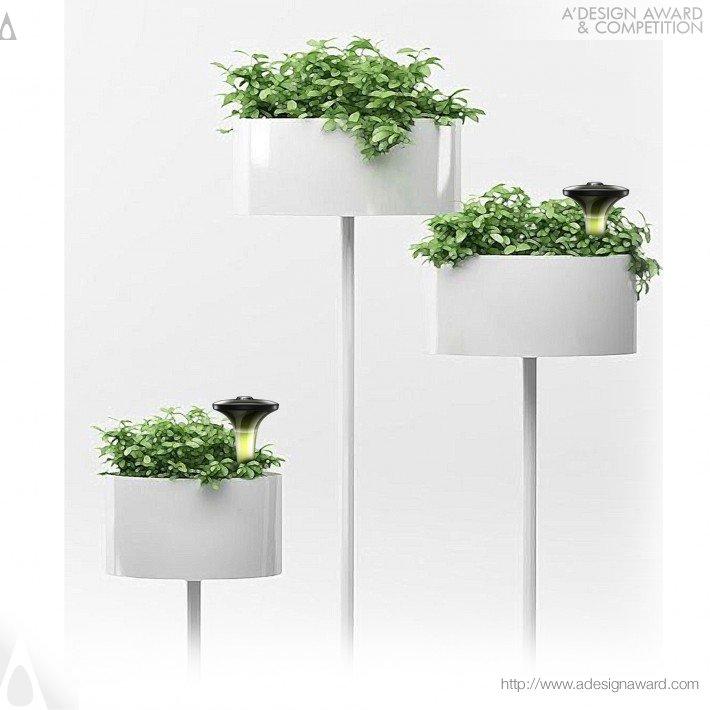 Bebe (Plant Watering Bottle Design)