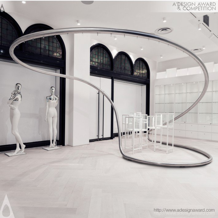 Alquema Retail Interior by Rod Faucheux
