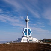 Ashgabat Tele-Radio Center ( Tv Tower)