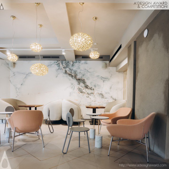 Patisserie Cafe by Tetyana Monics