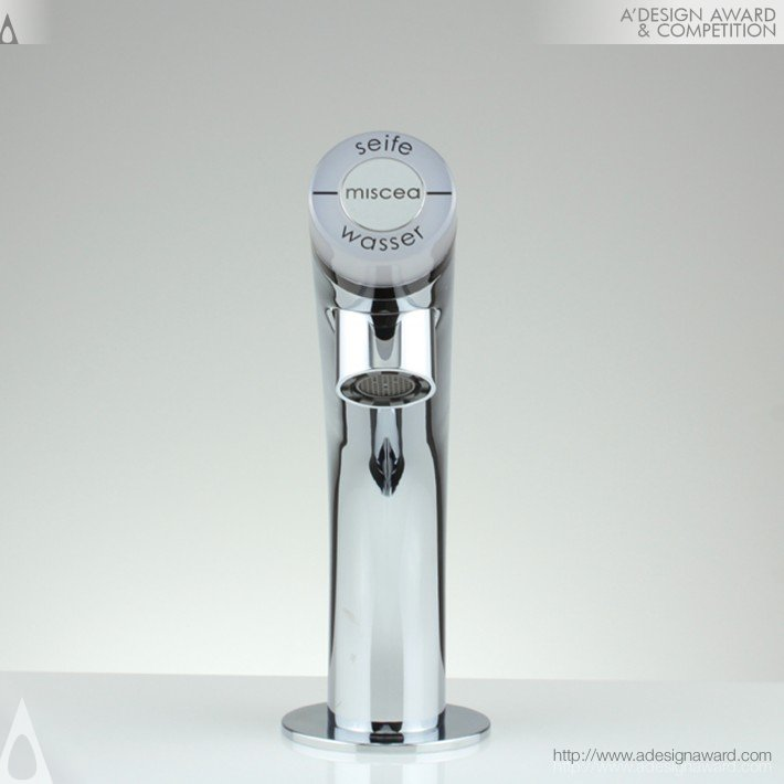 Miscea Light (Sensor Faucet For Bathrooms Design)