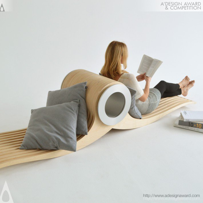 Exocet (Multifunctional Chair Design)