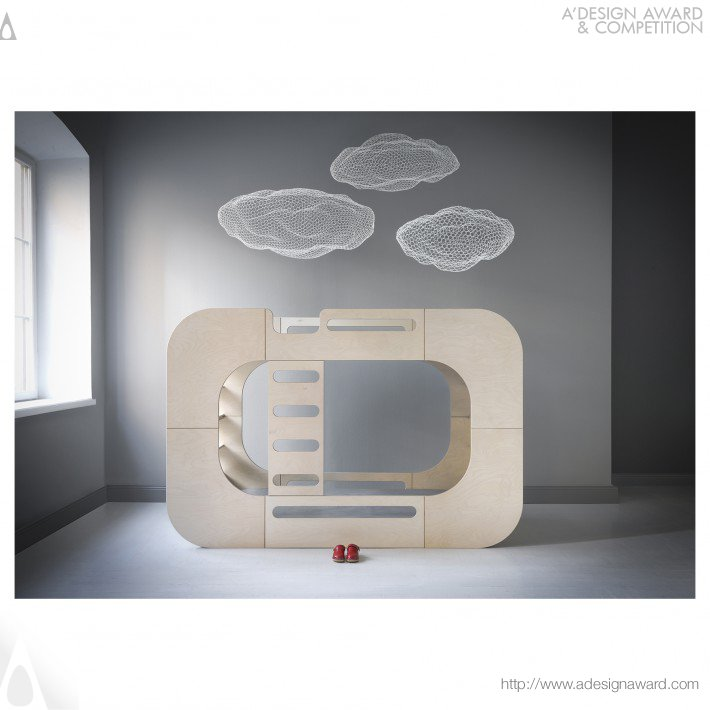 Io Pod (Bunk Bed Design)