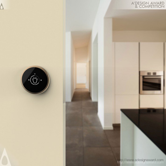 Smart Connected Room Controller by Tyba Design Ltd