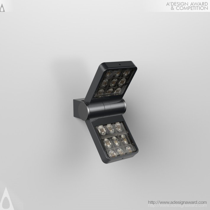 Threesixty (Lighting Element For Public Spaces Design)