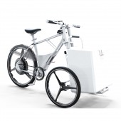 Cargob Urban Eco-Bicycle