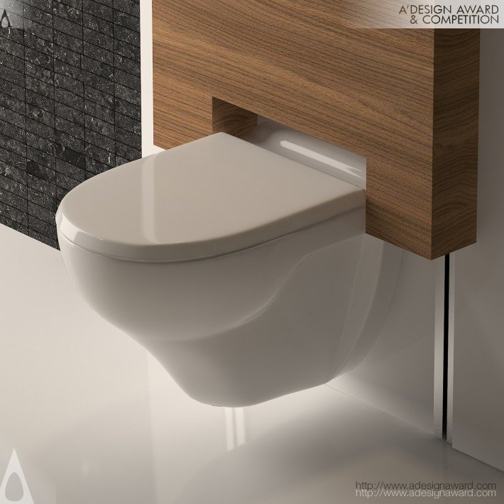 Height Adjustable (Water Closet Design)