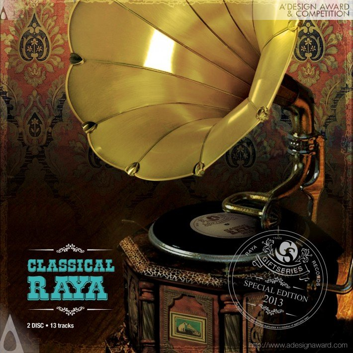 Classical Raya (Catalog Design)
