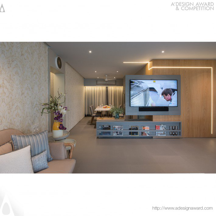 Amee Vora - A Global Lifestyle Residence