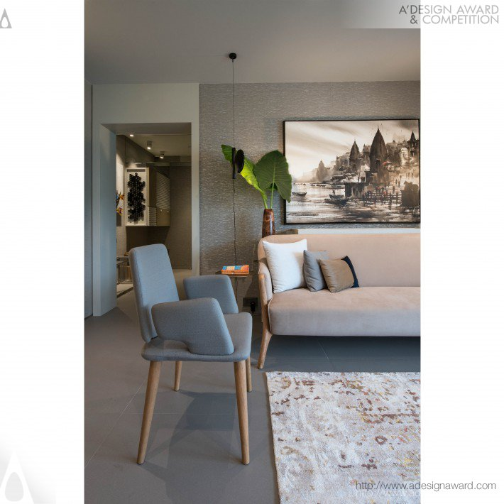 A Global Lifestyle Residence by Amee Vora