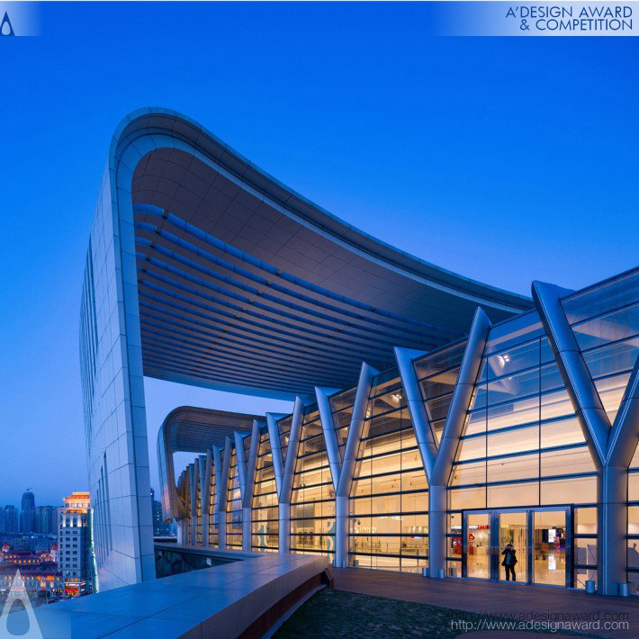 Aedas  - Olympia 66 Retail & Shopping Mall