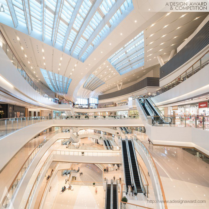 Olympia 66 (Retail & Shopping Mall Design)
