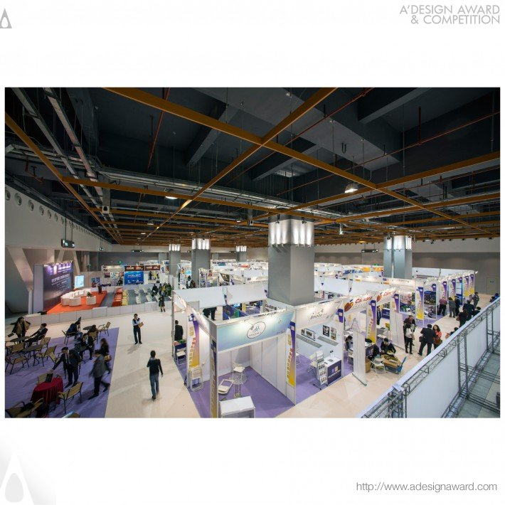 Nanfung Complex (Commercial, Hospitality and Exhibition Design)