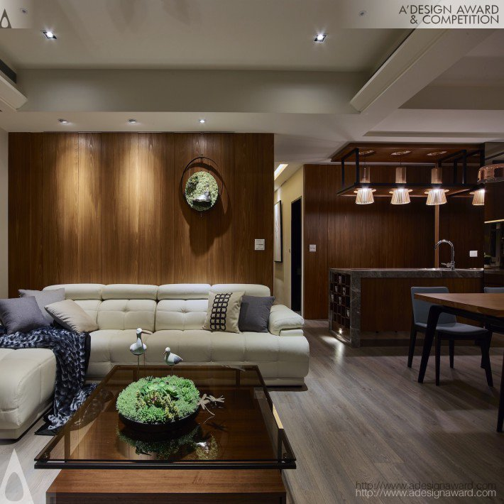 Chuang Hsiao Cheng Residential Apartment
