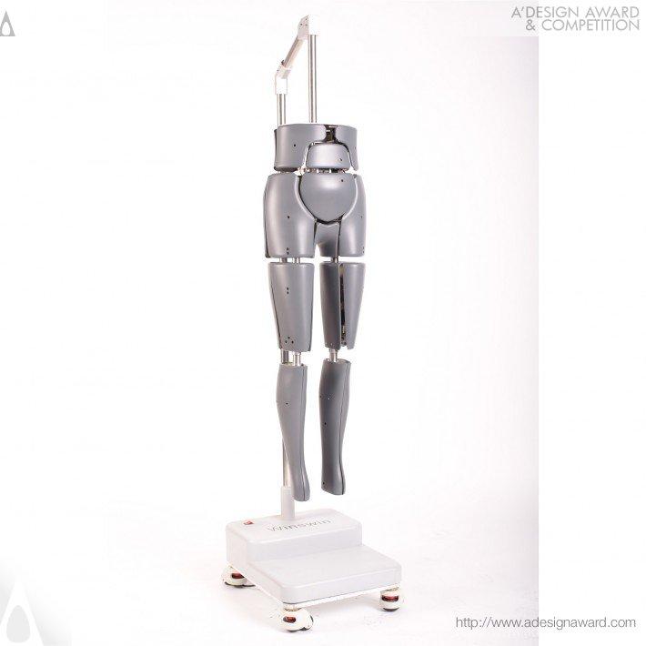 I.dummy Part Ii Leggs (Innovative Fitting Mannequin Design)