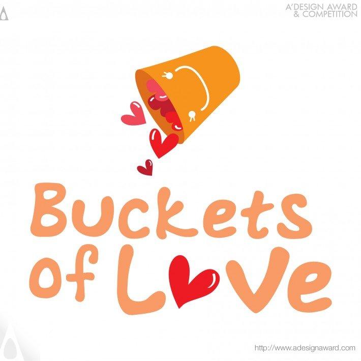 Buckets of Love (Logo Design Design)