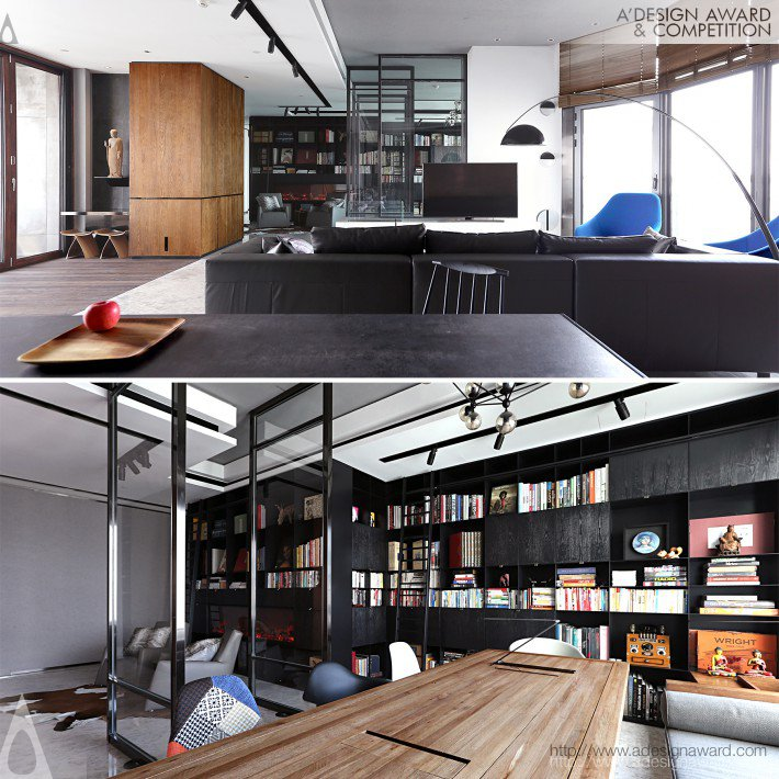 Private House by Tacco Lee