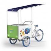 Pepsi Solar Cart