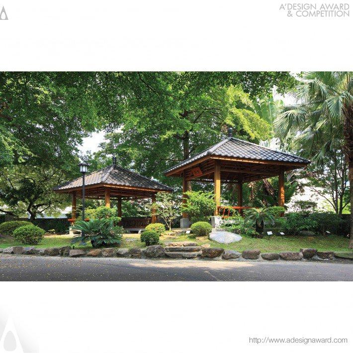 Ming-Der Girls' Senior High School (Landscape Planning Design)
