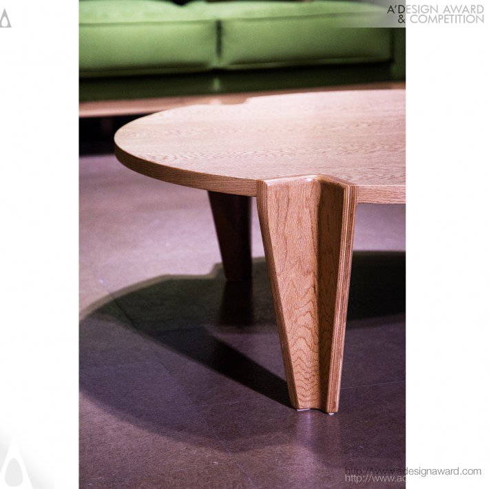 Coffee Table by Sogol Jalayerian