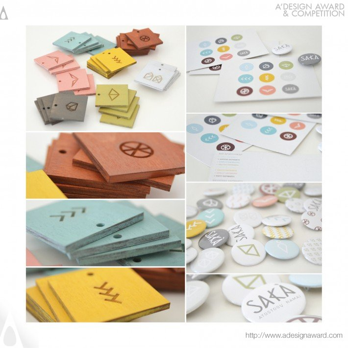SakÀ (Visual Identity Design)