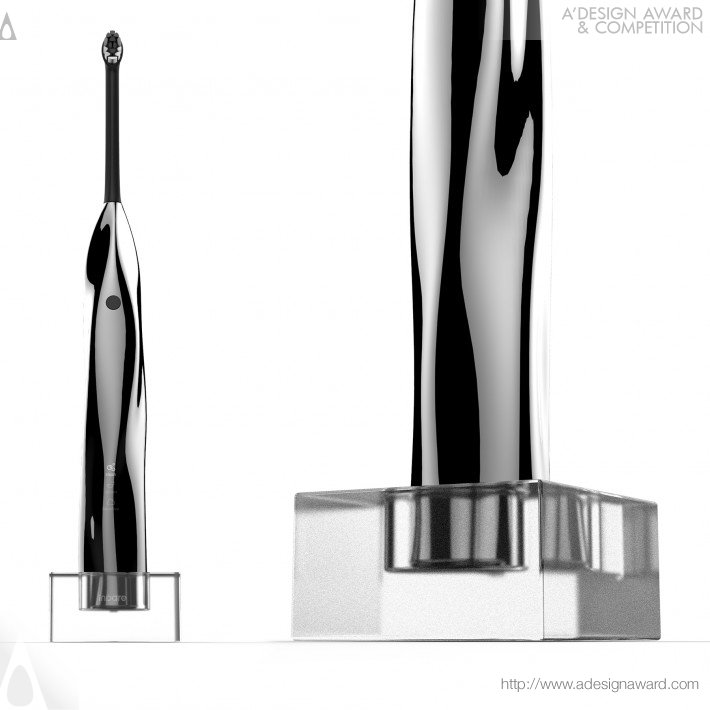 Ice (Eletronic Toothbrush Design)