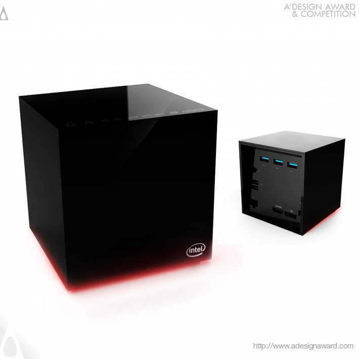 Intel Widock (Wireless Dock Design)