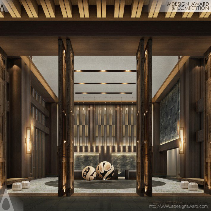 Z Temple (Leisure Resort Design)