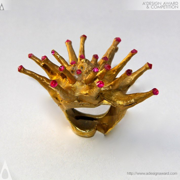 Poseidon (Jewellery Design)