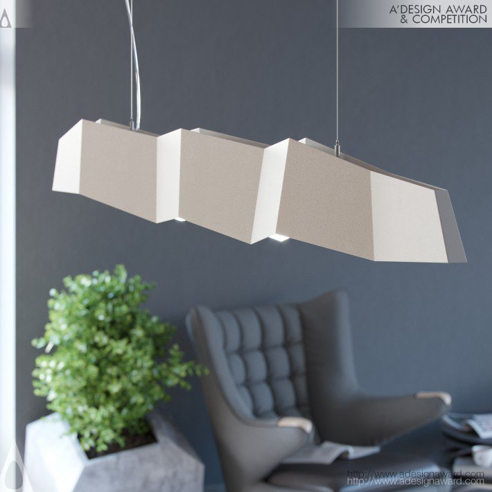 Krivda (Led Lamp Design)